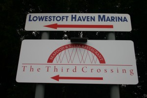 The Third Crossing @ Lowestoft Haven Marina