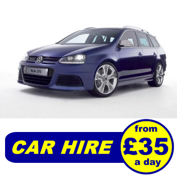 Affordable & Reliable Car Hire From Oulton Broad