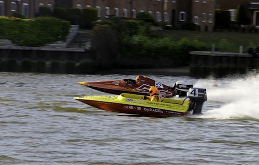 Enthusiasts Look Forward to 2012 Powerboating