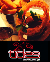 Tides Steakhouse and Grill Restaurant